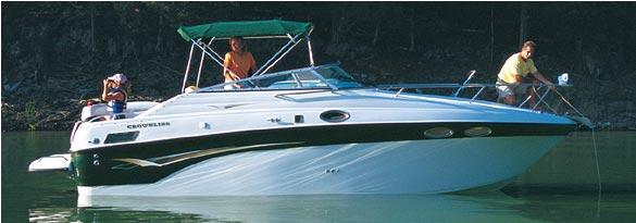Crownline 262 CR Manufacturer Provided Image