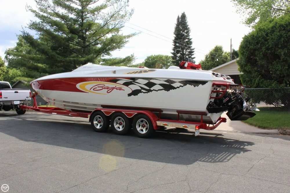 Baja 33 Outlaw 2001 Baja 33 Outlaw for sale in Shoreview, MN