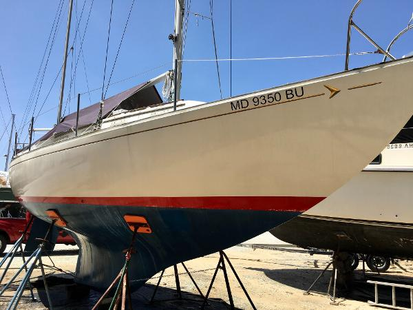 Seafarer 31 Yawl MK 1- ready to cruise