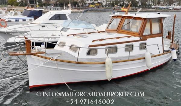 Custom Jaime Cifre Artesanall 8,48M Llaut artesanal - Jaime Cifre on Mallorca
