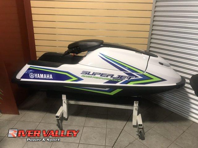 Yamaha Boats Super Jet