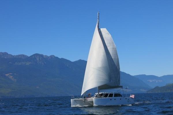 Custom Lidgard 50 Catamaran