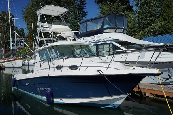 Seaswirl Striper 2901 Walkaround I/O