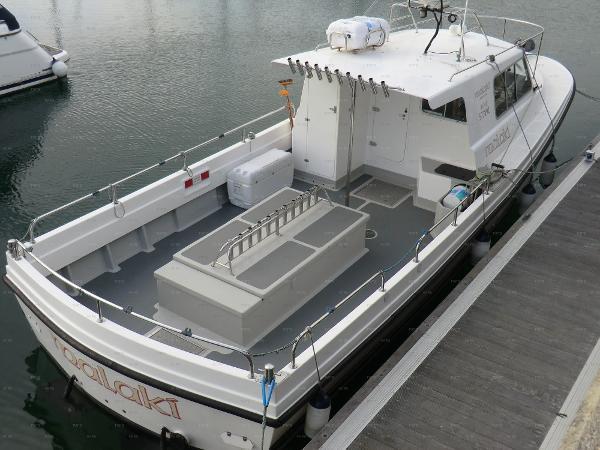 Offshore Pro Charter 10.8M Offshore Pro Charter 10.8