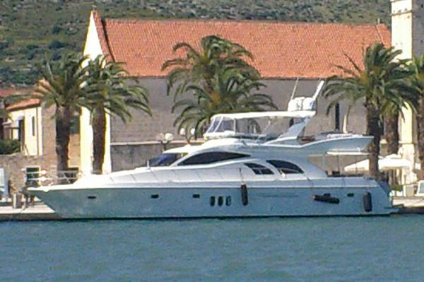 Grand Harbour Yachts Inc. 66 Grand Harbour - Main Profile