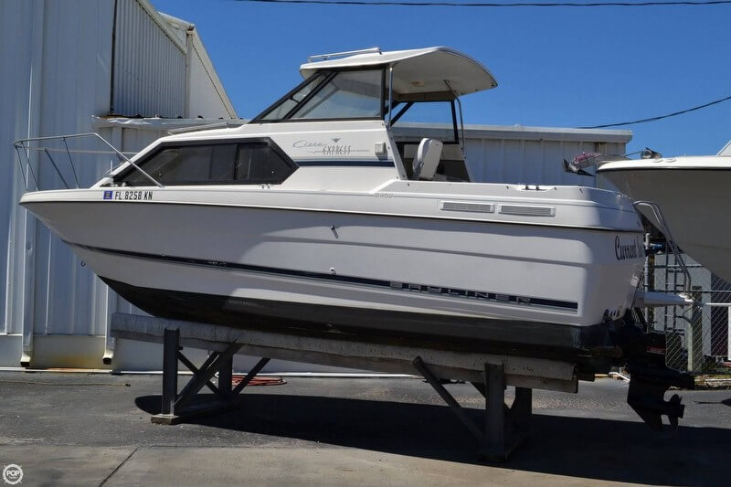 Bayliner 2452 Ciera Express 1998 Bayliner 2452 Ciera Express for sale in Trinity, FL