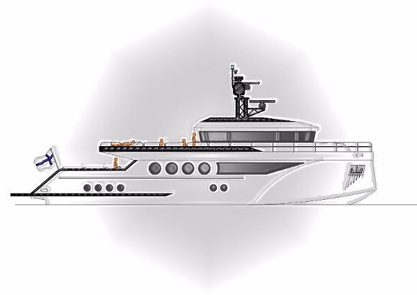 Brizo Yachts 85 Fly Brizo Yachts 85 Fly