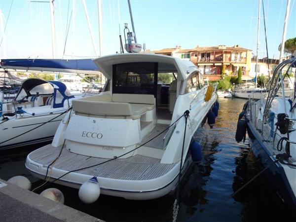 Jeanneau Prestige 42S Used Jeanneau Prestige 42S for sale in Menorca
