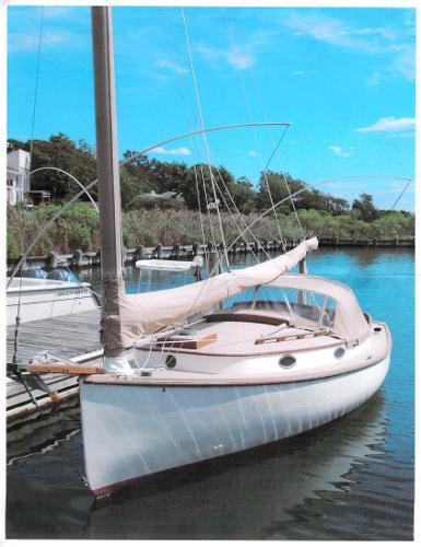 Marshall Catboat 22