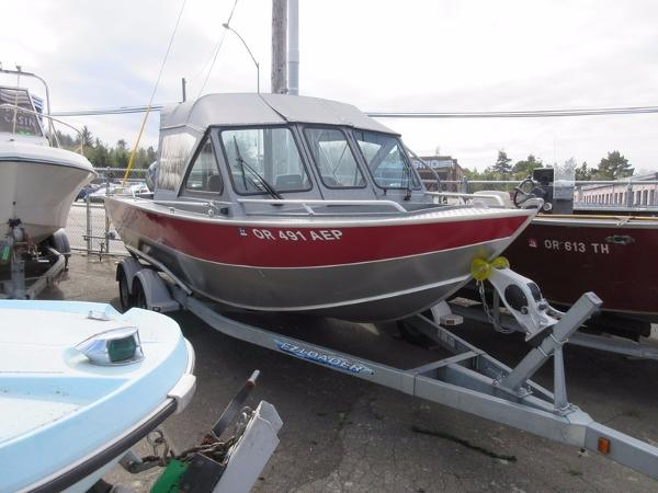 Boulton Powerboats 20' Skiff