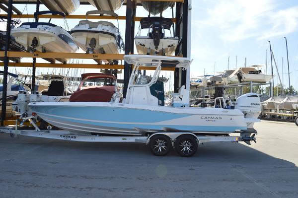 Caymas 26 Caymas 26 - Port Side