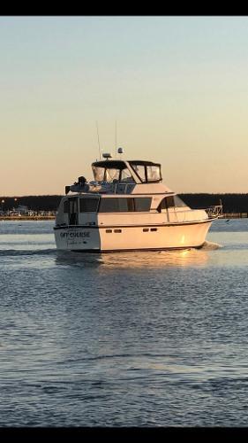 Ocean Yachts 48 MOTOR YACHT