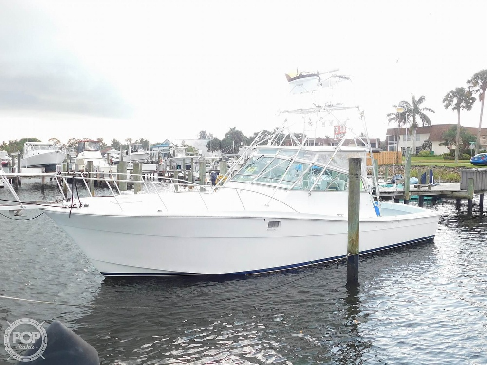 Topaz 37 Sportfish 1987 Topaz 38' for sale in Stuart, FL