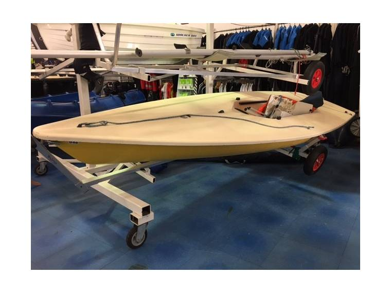 Laser Boats Laser Standaard