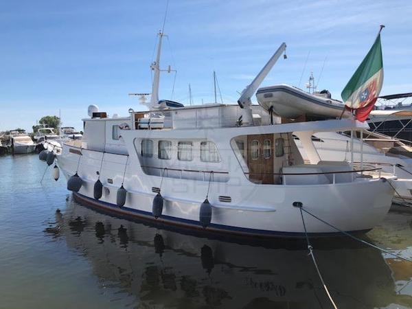 Custom Cammenga's Yacht Yard Cammenga's 64 CAMMENGA'S YACHT YARD - CAMMENGA'S 64 - exteriors