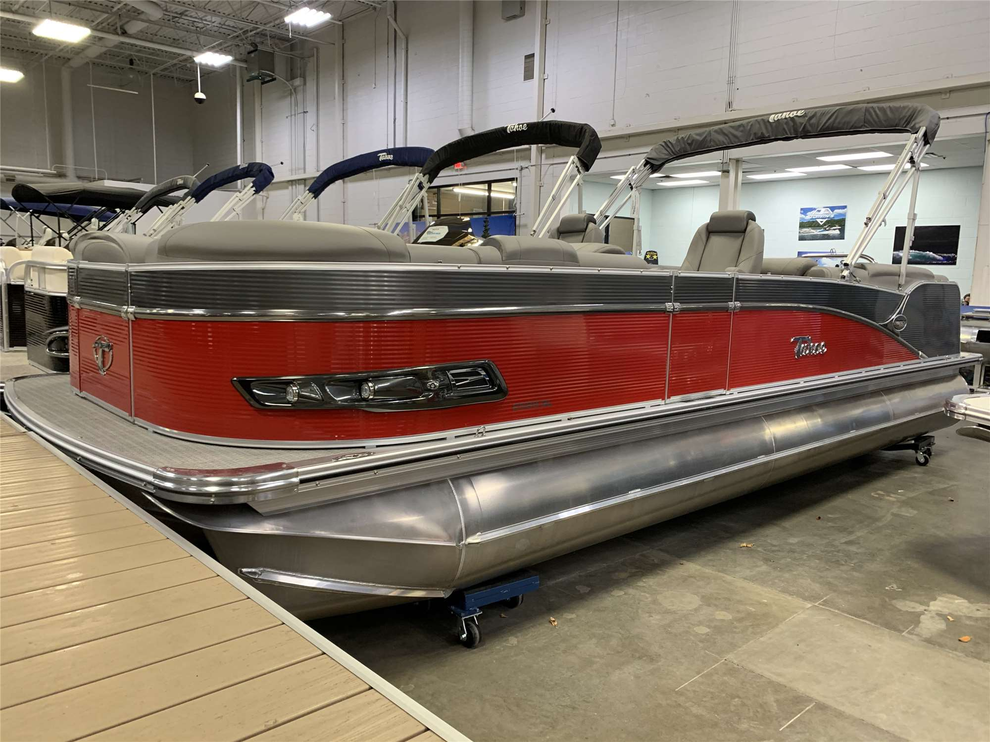 Tahoe 2585 Cascade Platinum Quad Lounger
