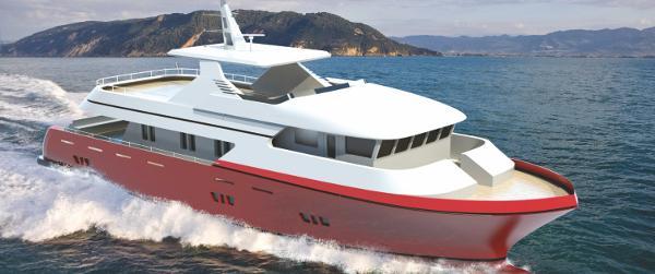 Miss Tor Yacht Trawler 100