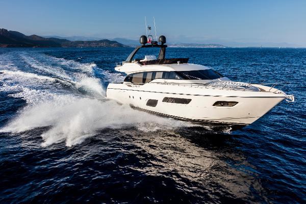 Ferretti Yachts 720 Manufacturer Provided Image: Ferretti Yachts 700