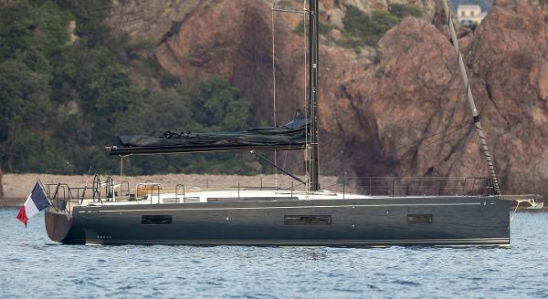 Beneteau First Yacht 53 Manufacturer Provided Image
