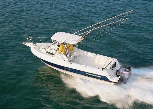 Aquasport 250 Explorer Manufacturer Provided Image
