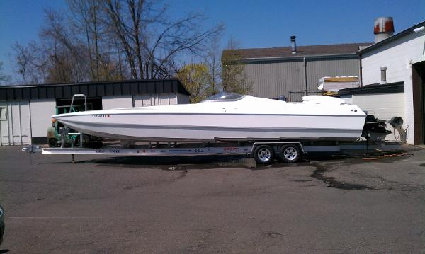 Motion Marine 35XP