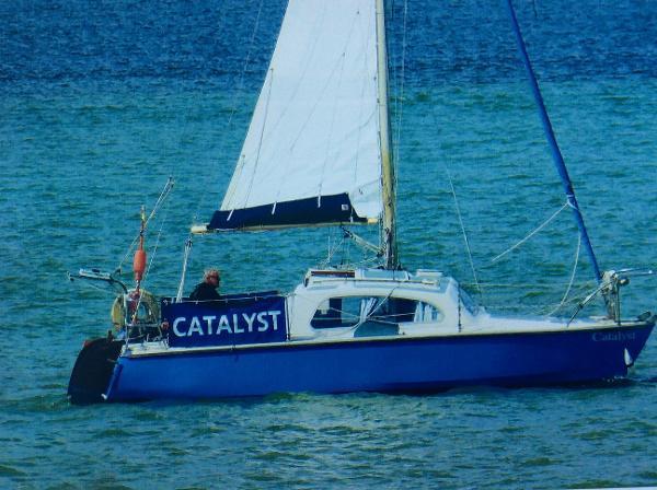 Hirondelle 23 Catamaran
