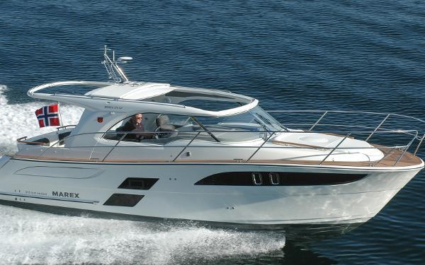 Marex 310 Sun Cruiser MAREX 310 SUNCRUISER