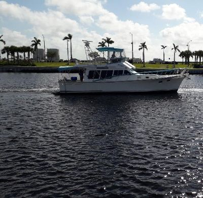 Mikelson 42 Sportfish Island Time