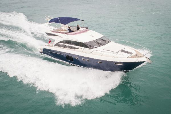 Princess 64 - Last Share Remaining Princess 64 - Yachtquarters