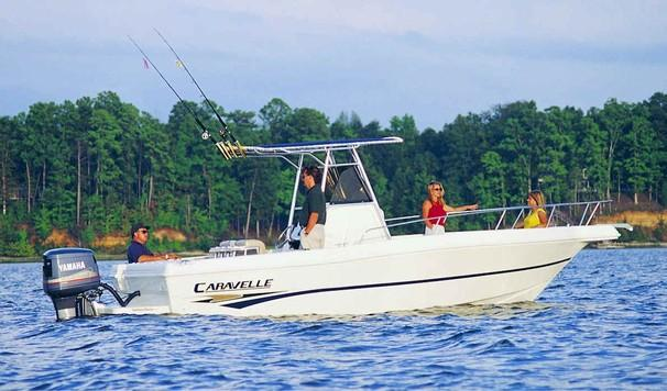 Caravelle Boats 230 Center Console Manufacturer Provided Image