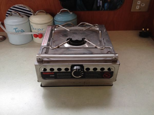 Bayliner 2452 Ciera - Gas Burner