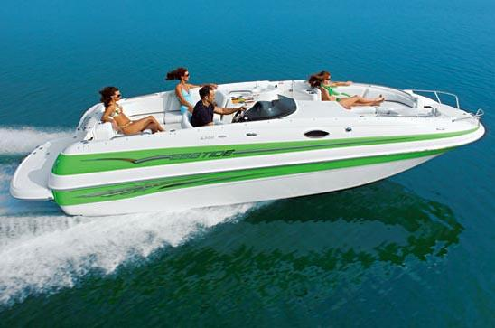 Ebbtide 2500 SS Fun Cruiser SC Manufacturer Provided Image