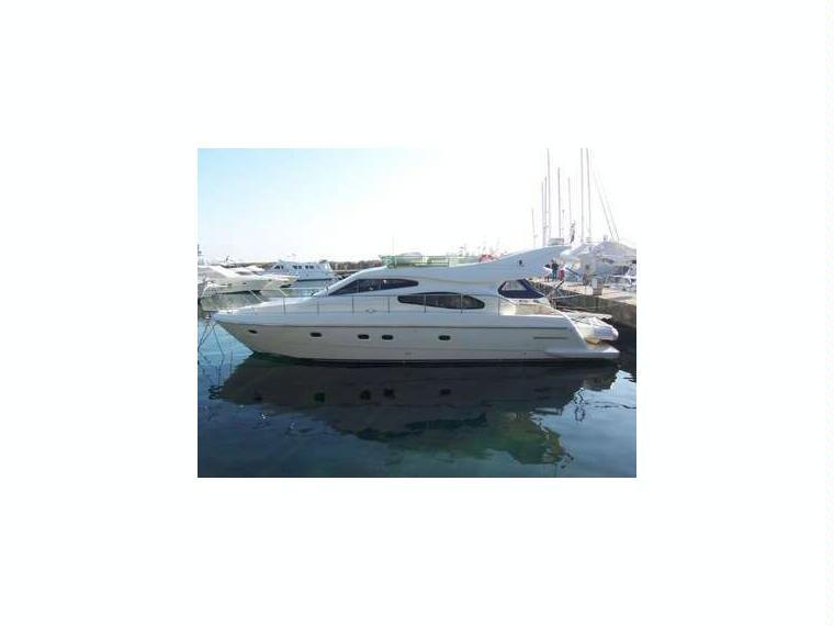 Ferretti Yachts FERRETTI 480