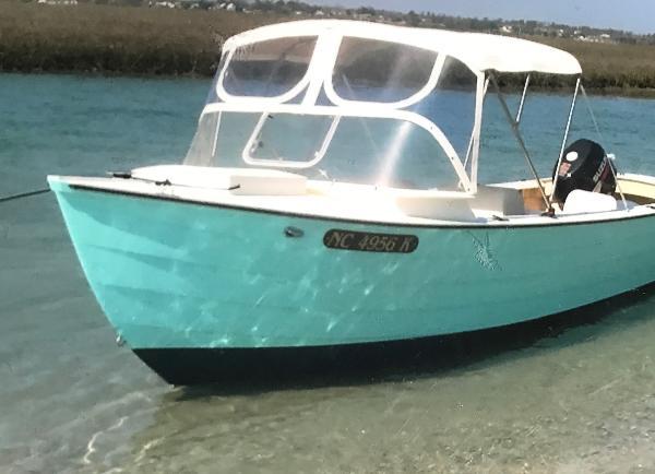 Simmons Sea Skiff