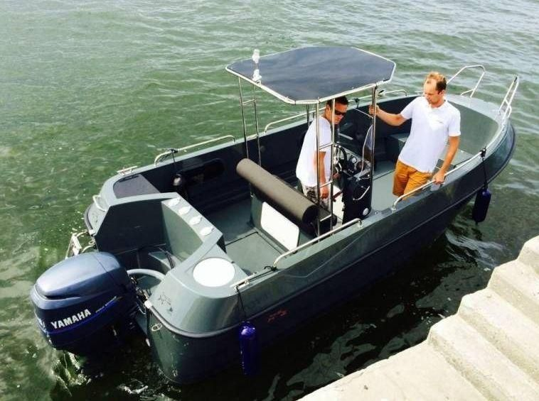 Ocean Master 560 Tuna Open Sofort Verfgbar