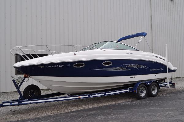 Chaparral 275 SSi Port Side 1