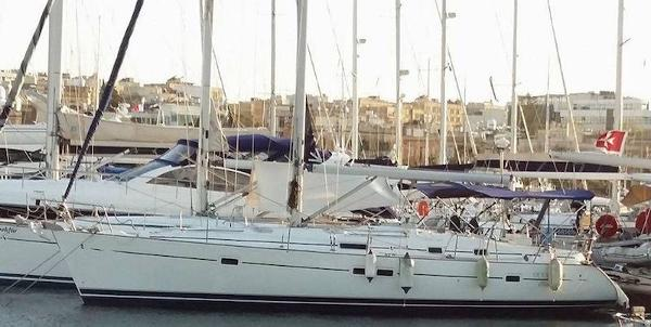 Beneteau Oceanis Clipper 411 Beneteau 411 Clipper Malta