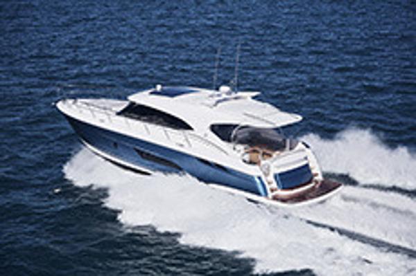 Riviera 5400 Sport Yacht with Zeus