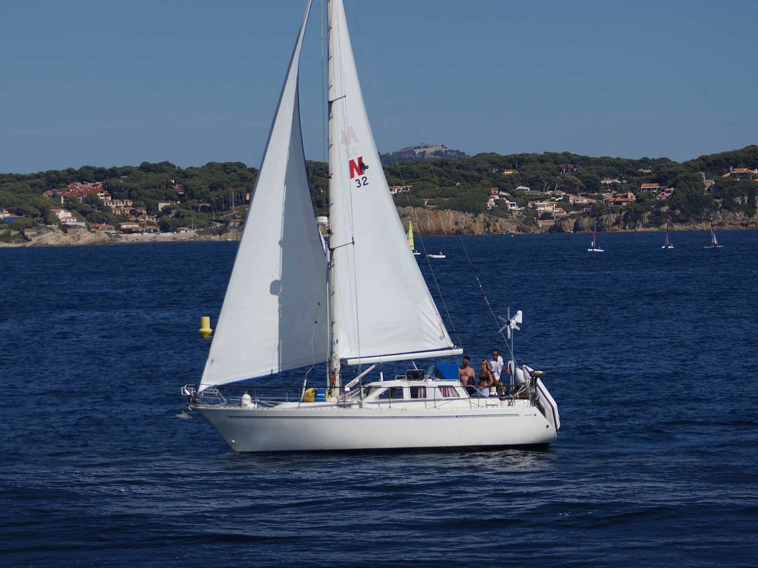Nauticat 32 Nauticat 32