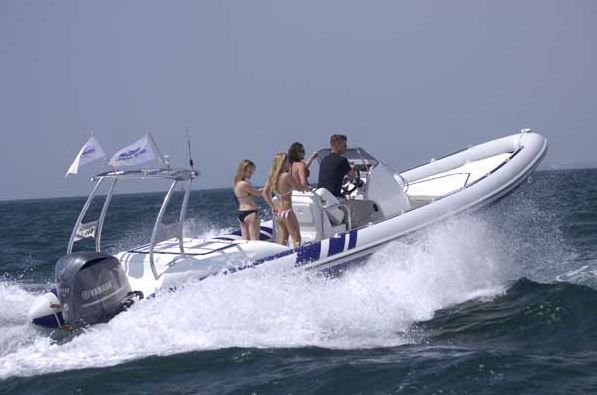 Cobra Ribs 8.6m Nautique Manufacturer Provided Image