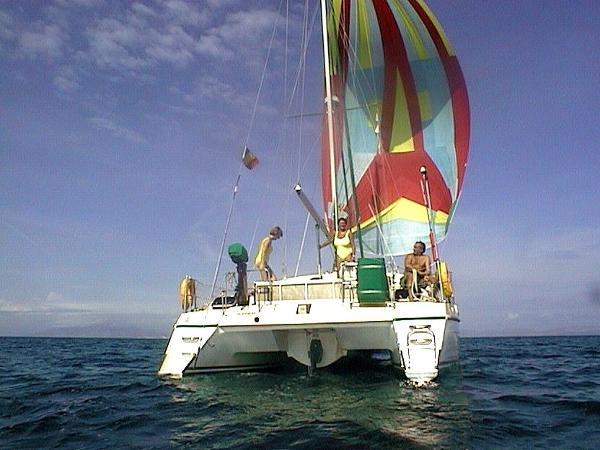 Prout Catamarans Manta 38 SA