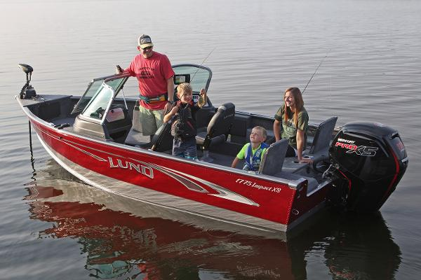 Lund 1775 Impact >> Lund Tyee 1800: Big Water Specialist - boats.com
