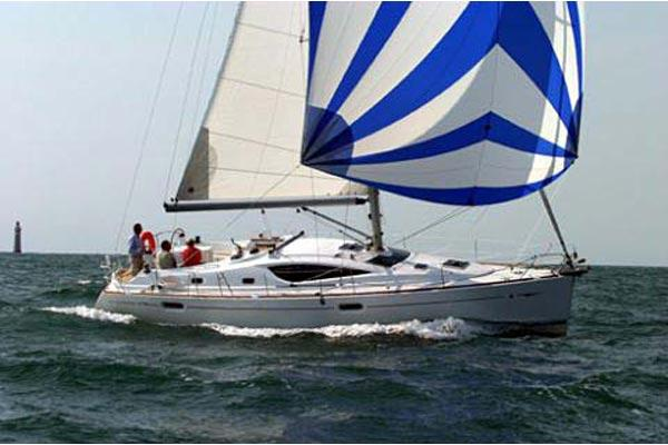 Jeanneau Sun Odyssey  42 DS Manufacturer Provided Image