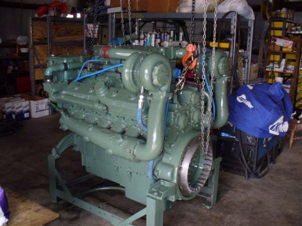 Spare Engine