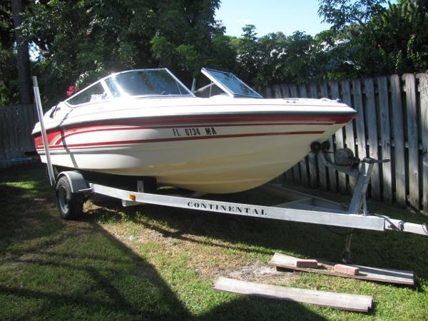 Chaparral 183 SS BOWRIDER