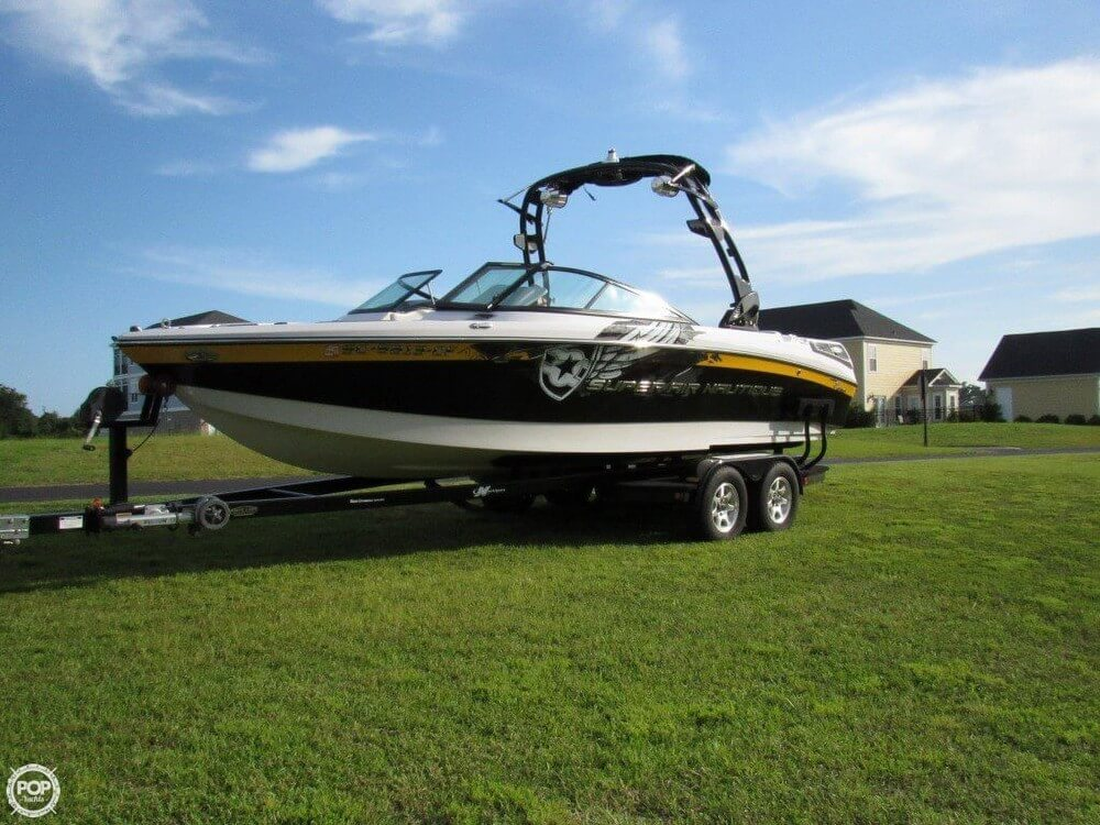 Correct Craft Super Air Nautique 230 Team Edition 2011 Correct Craft Super Air Nautique 230 Team Edition for sale in Myrtle Beach, SC