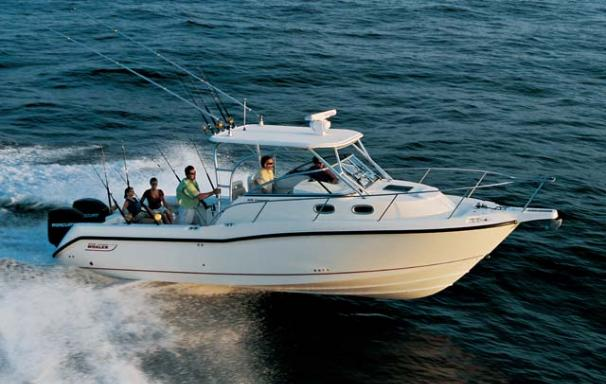 Boston Whaler 305 Conquest Manufacturer Provided Image
