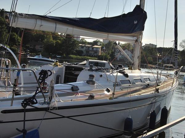Dehler 39 SQ voilier occasion - dehler 39 sq - dehler yachts - atout nautisme
