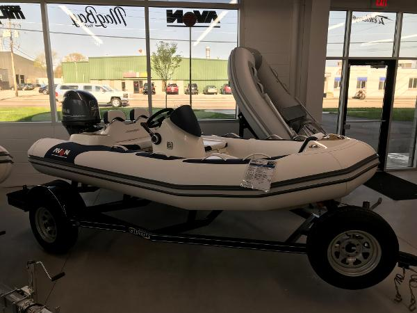 Avon Seasport 400 Deluxe NEO 50hp In Stock
