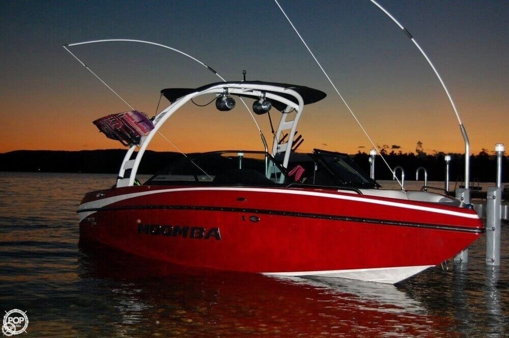 Moomba Mobius LSV 2014 Moomba 22 for sale in Naples, ME